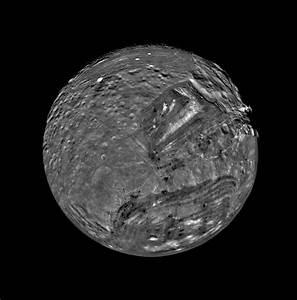 Uranus månar antal