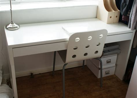 Ikea Micke Corner Desk White by Ikea Micke Corner Desk Assembly Hostgarcia