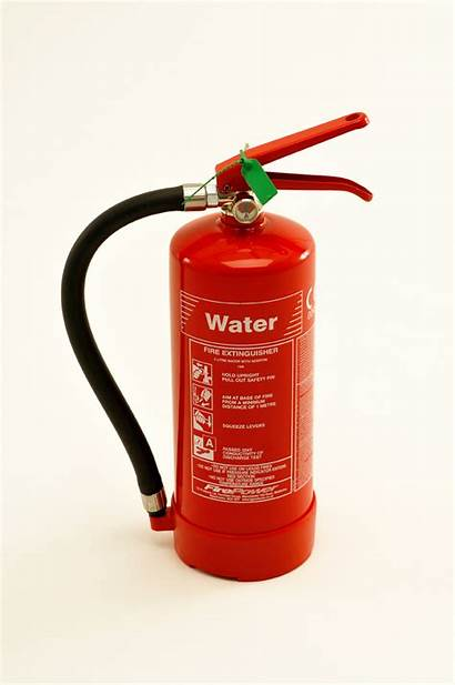 Fire Extinguisher Water Extinguishers Additive Pressure Stored