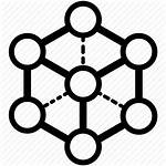 Icon Framework Structure Network Icons Connection Sharing