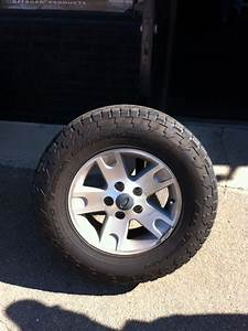 2002 Fx4 Stock Tires And Wheels For Sale - Ford F150 Forum