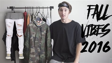 WHAT CLOTHES TO BUY FALL 2016! PT 1 | Streetwear Buys ...