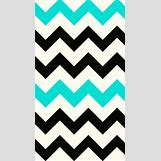 Teal And White Chevron Wall | 281 x 506 jpeg 22kB