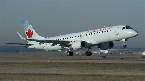 air canada announces plans  retire embraer  fleet airlinegeekscom