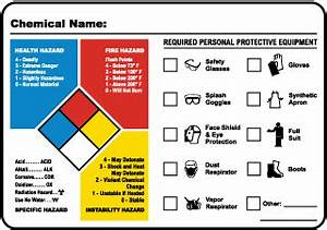 right to know labels secondary container labels With chemical container labeling requirements