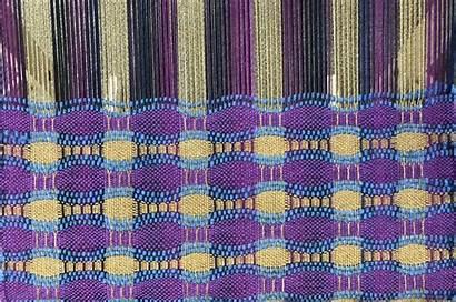 Fabric Honeycomb Loom Flip Weave Weaving Structure