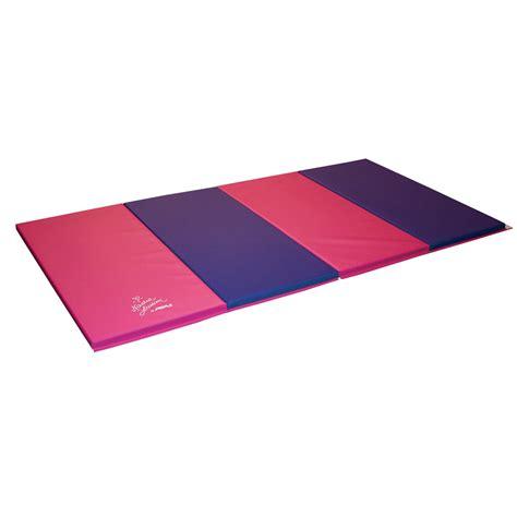 tumbling mats for nastia 8 home balance beam and mat bundle