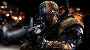 Prophet (Crysis) vs. Deathstroke - Battles - Comic Vine