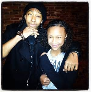 Mindless Behavior Ray Ray and His Girlfriend