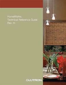 Homeworks Technical Reference Guide Rev  H By Exclusive