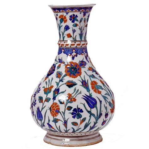 hand painted iznik turkish pottery zeyzani mediterranean