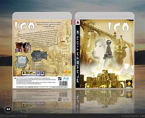 ICO PlayStation 3 Box Art Cover by susuwatari