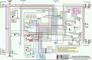 Free Auto Wiring Diagram  Lotus Europa Series 1    Type 46 Wiring Diagram