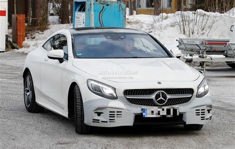 Mercedes S Class Coupe 2019 by 2019 Mercedes S Class Coupe Facelift Has More