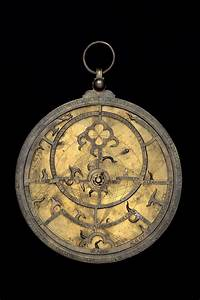 Gothic Astrolabe, 15th Century? (MHS Record Details: IRN ...