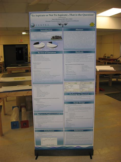 postersession scientific research posters