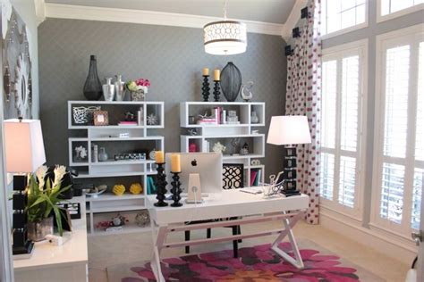 Gray Home Design Ideas by 20 Home Office Lighting Designs Decorating Ideas