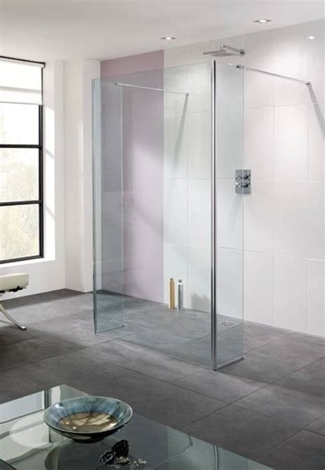 lakes 1400mm riviera wet room screen walk in shower glass