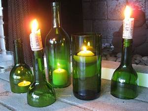 Diy, Wine, Bottle, Candles, Easy, Diy, Instructions, On, How, To, Make, Your, Own