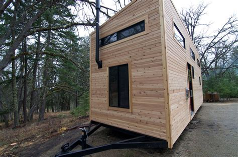 Tiny Homes On Wheels by Tiny House On Wheels Home By Andrew And Gabriella Morrison