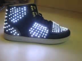 LED Step Light-Up Shoes