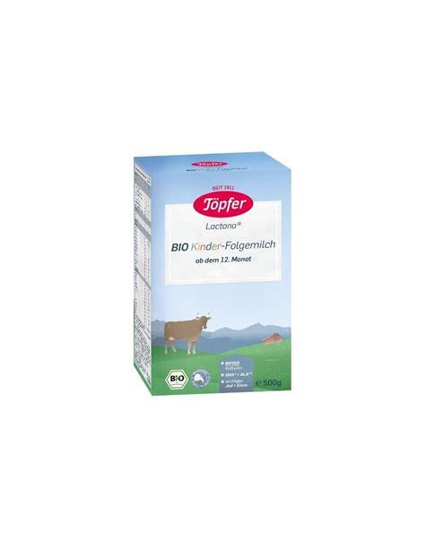 Topfer Kinder Bio lapte praf 500g