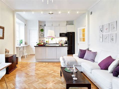 Decorating Ideas For Open Living Room And Kitchen - 17 best ideas about kitchen living rooms on pinterest small open floor house plans small home