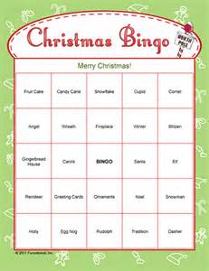 Christmas Bible Bingo Cards Printable