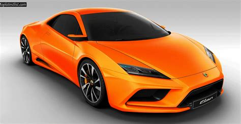 Latest List Of World Top Ten Sports Cars 2017