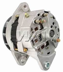 New Alternator Delco 21si 24v  70a  10459026  10461235