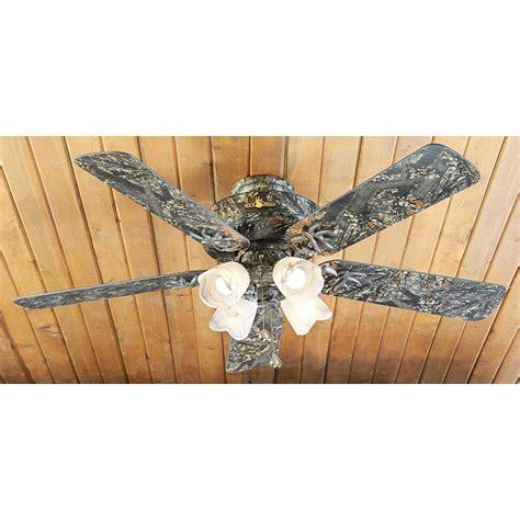 52 Buckhead Ceiling Fan Camo 191598 Lighting At