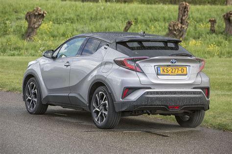 Toyota C by Toyota C Hr Hybrid 2017 Autotest Autoweek Nl
