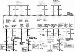 Ford Windstar Headlight Wiring Diagram