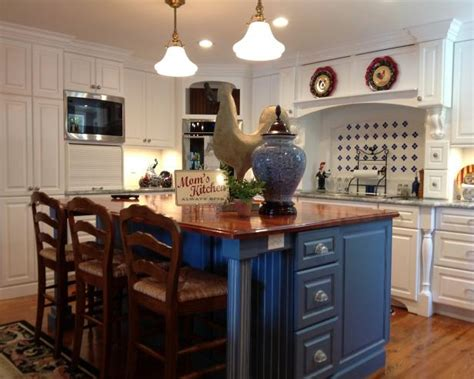 kitchen island blue photo page hgtv 1844