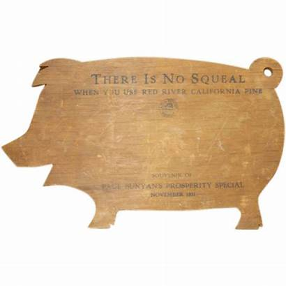 Board Cutting Pig Ift Tt