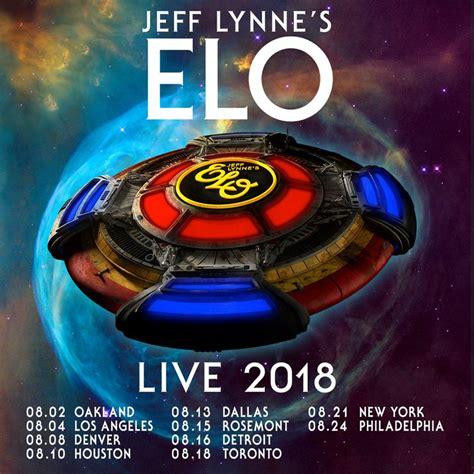 electric light orchestra tour jeff lynne s electric light orchestra announce u s