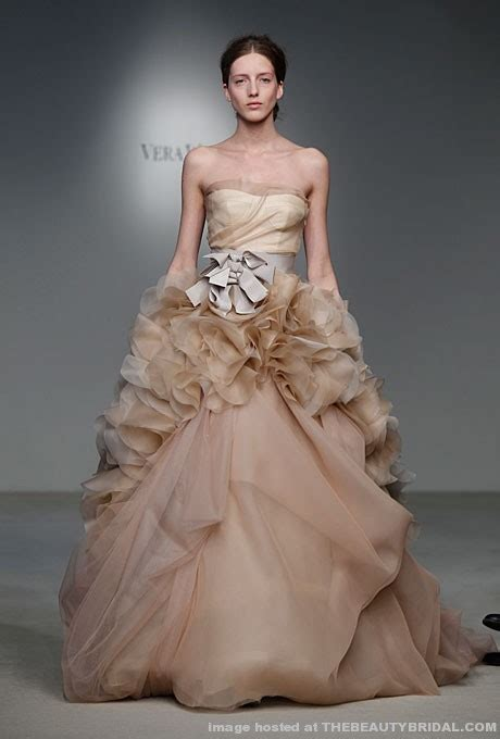 Mad Womans To Do List Wedding Wednesday Non White Dresses