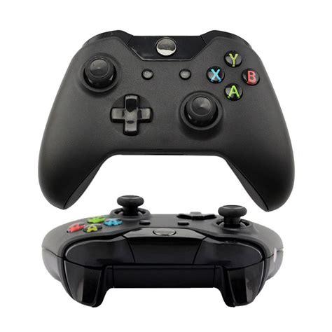 2 xbox one controllers new black 2 4ghz wireless controller joypad for xbox one microsoft pc xy ebay