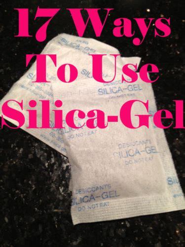 clever ways   silica gel info
