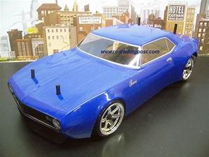 1968 Chevrolet Camaro Custom Painted RC Touring Car / RC ...