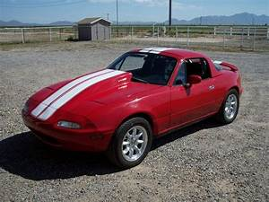 Sell Used 1991 Ls1 Powered Mazda Miata In Coolidge