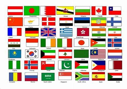 Flags Countries Country Printable Pins Must