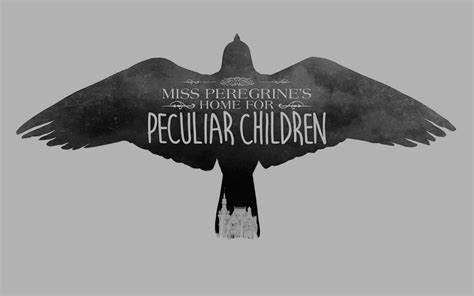 Miss Peregrine S Home For Peculiar Children by Miss Peregrine S Home For Peculiar Children Series To Get