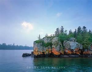 Burnt Island : Isle Royale National Park, Lake Superior ...