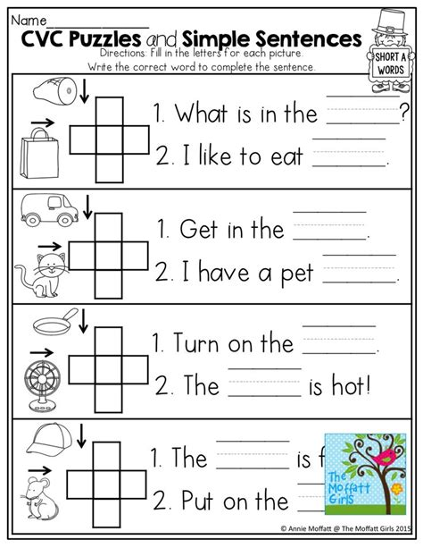 The 25+ Best Simple Sentences Worksheet Ideas On Pinterest  Simple Sentences, Simple English
