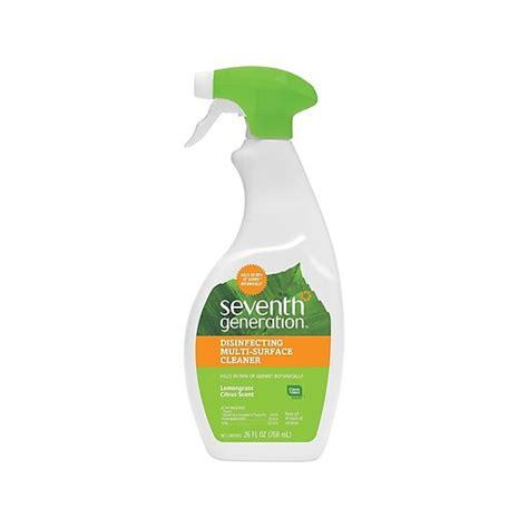 Seventh Generation Disinfecting Wipes For Sale