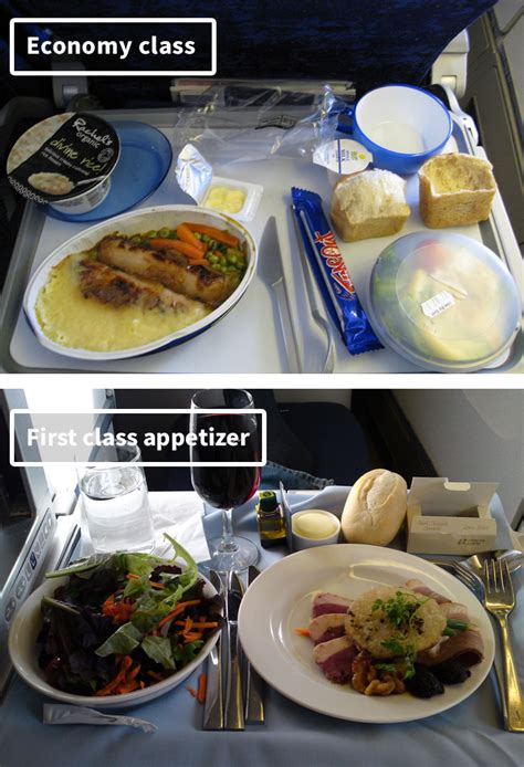 difference  economy class   class