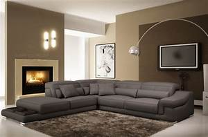 Canapé D Angle 6 Places : canap mobilier priv ~ Teatrodelosmanantiales.com Idées de Décoration
