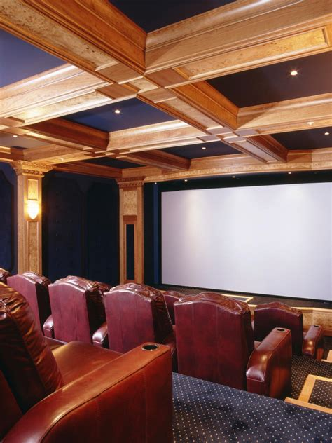 Building a Home Theater: Pictures Options Tips & Ideas