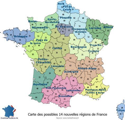 Carte france vierge france carte de france région cahier de vacances gratuit carte géographie culture générale carte de france département les nouvelles régions françaises ont des noms — géoconfluences. Carte des 14 nouvelles régions